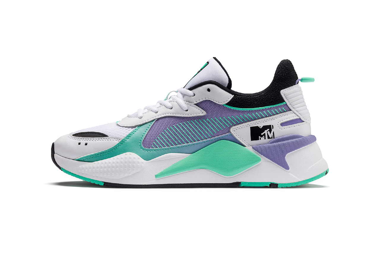 MTV x PUMA RS-X Tracks
