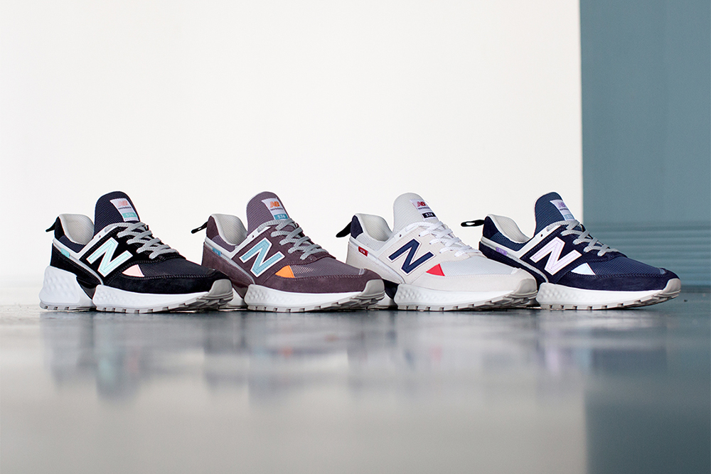 new balance 574 sport v2 2019 footwear  sneakers