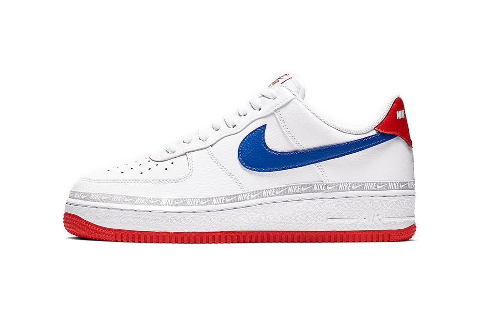 air force 1 rosse e blu