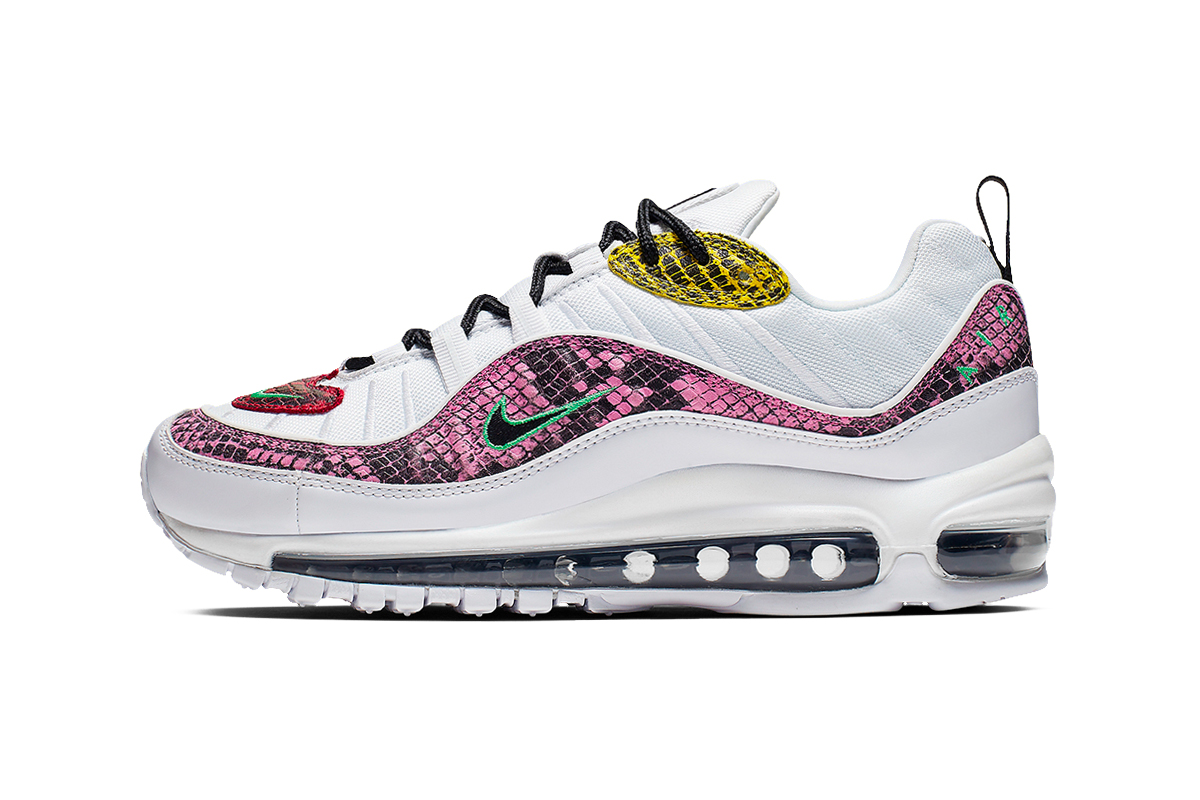 Nike Wmns Air Max 98 Multi-Colored Snakeskin