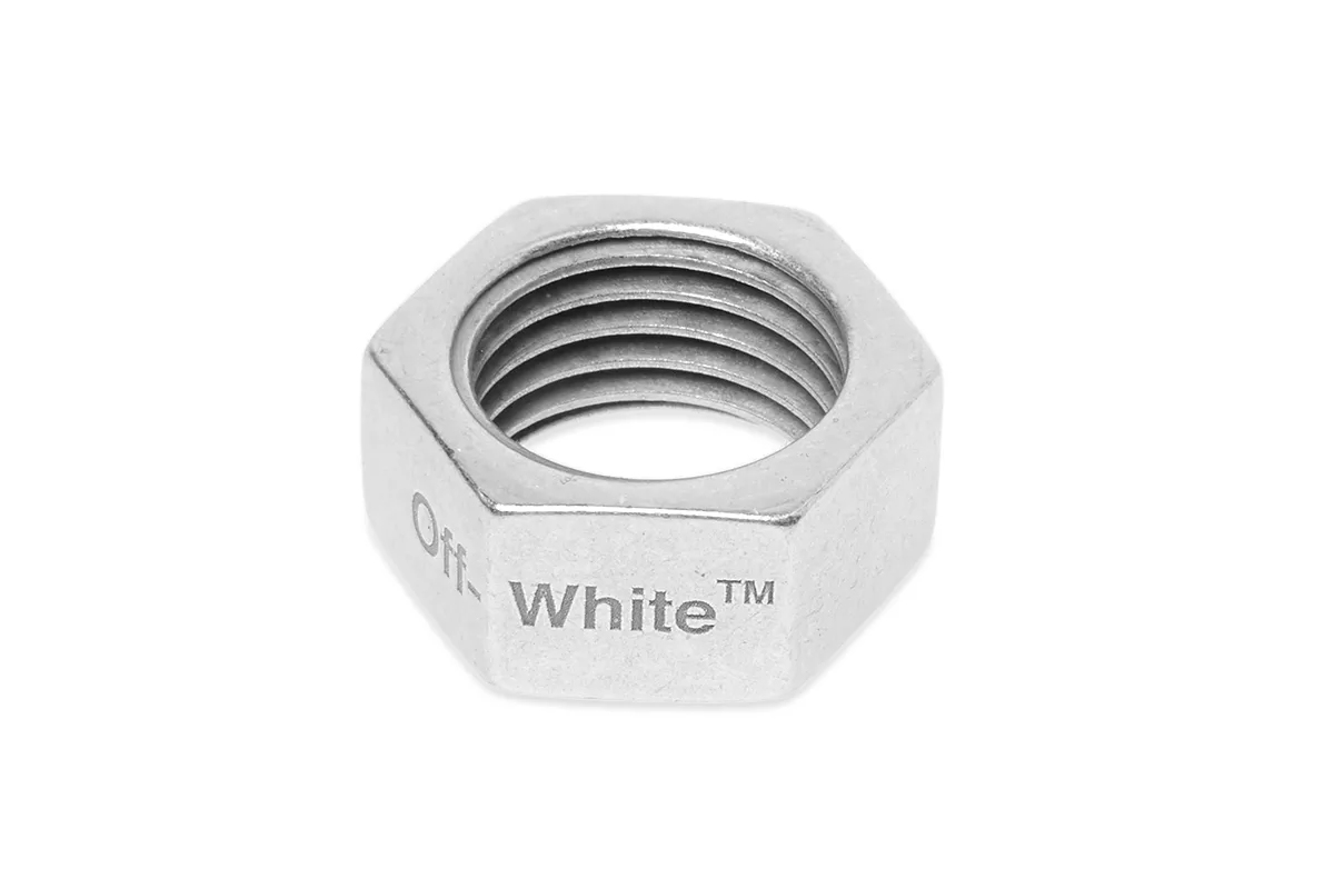 Off-White™ Hex Nut Ring