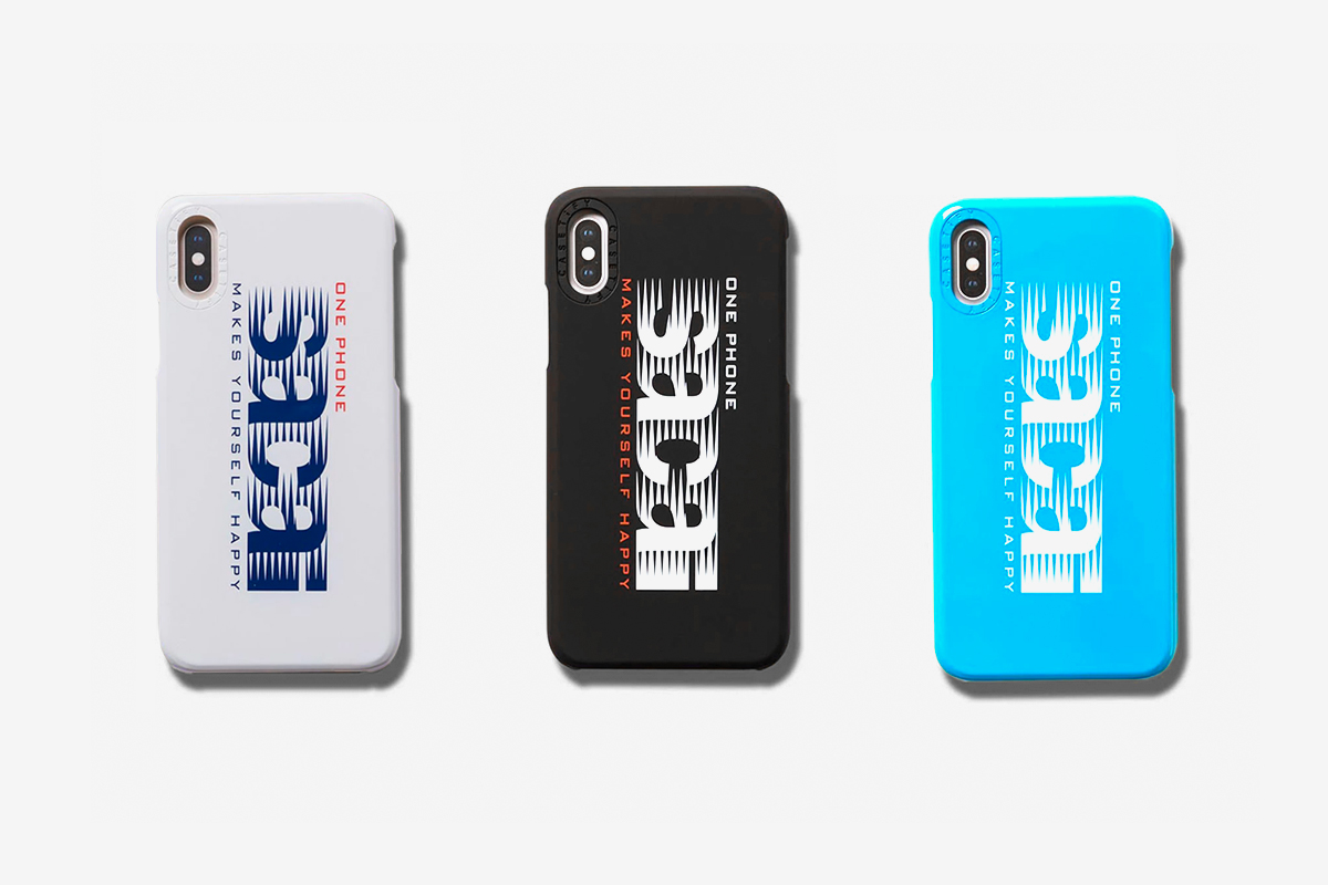 sacai x CASETiFY iPhone Cases