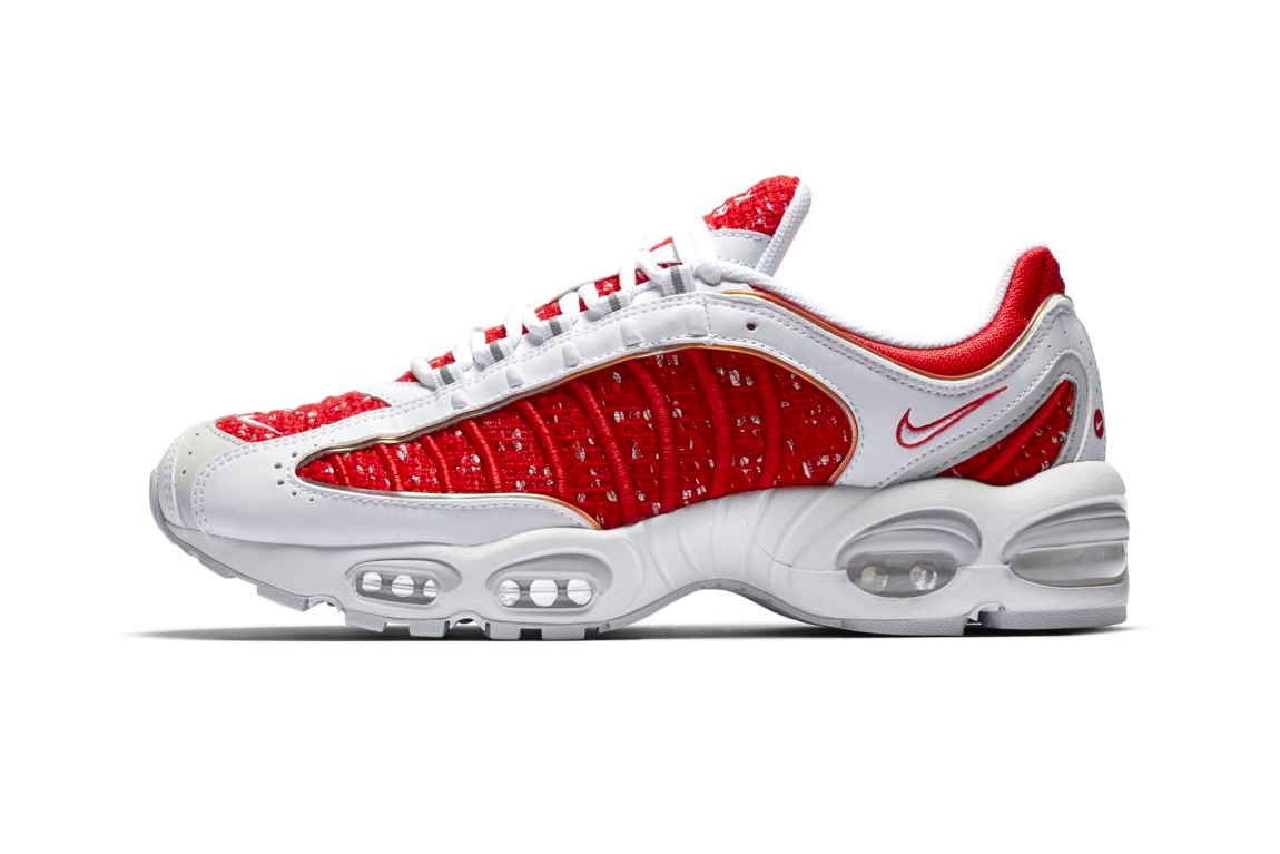 buy popular 19673 9236c Supreme x Nike Air Max Tailwind IV