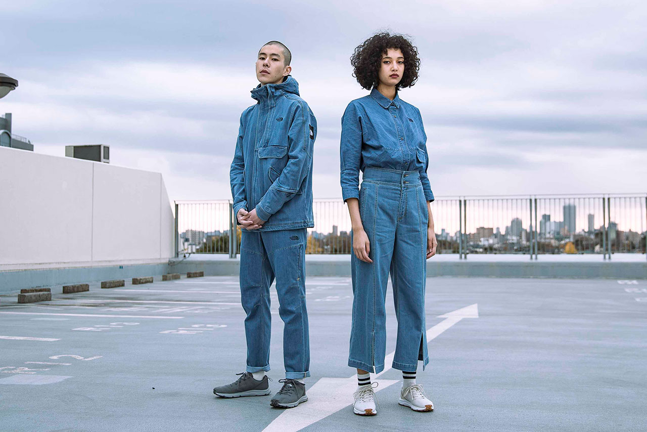 The North Face Urban Spring 2019 Exploration Tech Denim Capsule