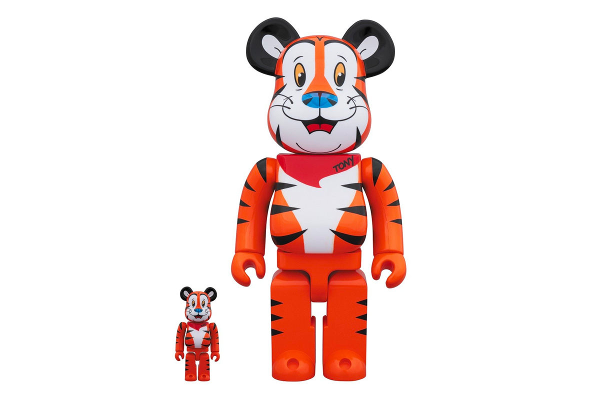 Tony the Tiger Medicom Toy BE@RBRICK %1000