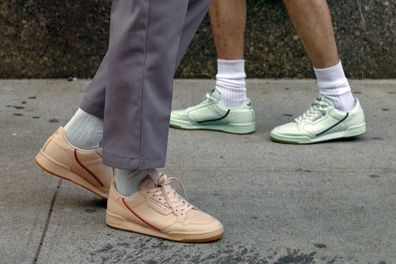 cd35917d432f3 adidas Continental 80 Expansive SS19 Collection