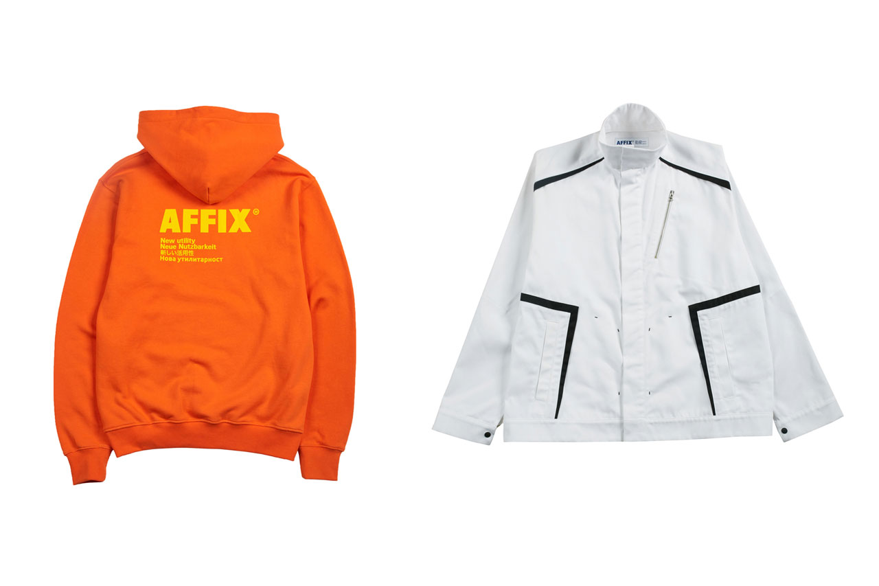 AFFIX Spring/Summer 2019 Collection