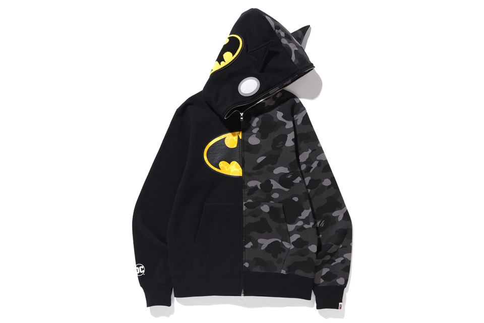 DC Comics x BAPE 2019 Collaboration