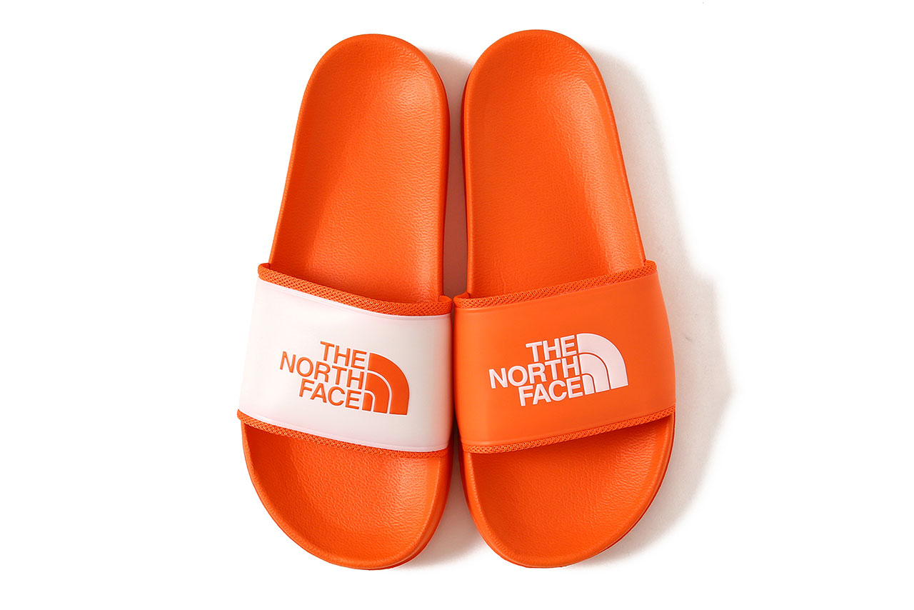 BEAMS x The North Face SS19 Base Camp Slide II Sandals