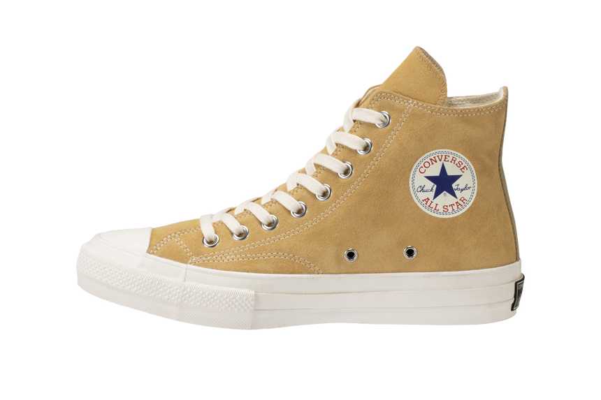 Nigo x Converse Addict Chuck Taylor All Star Zip Hi