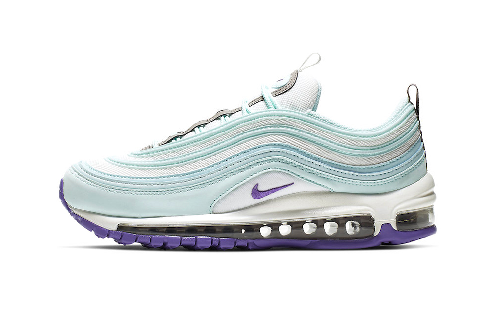 Nike Air Max 97 Teal Tint Release Info Spring Purple