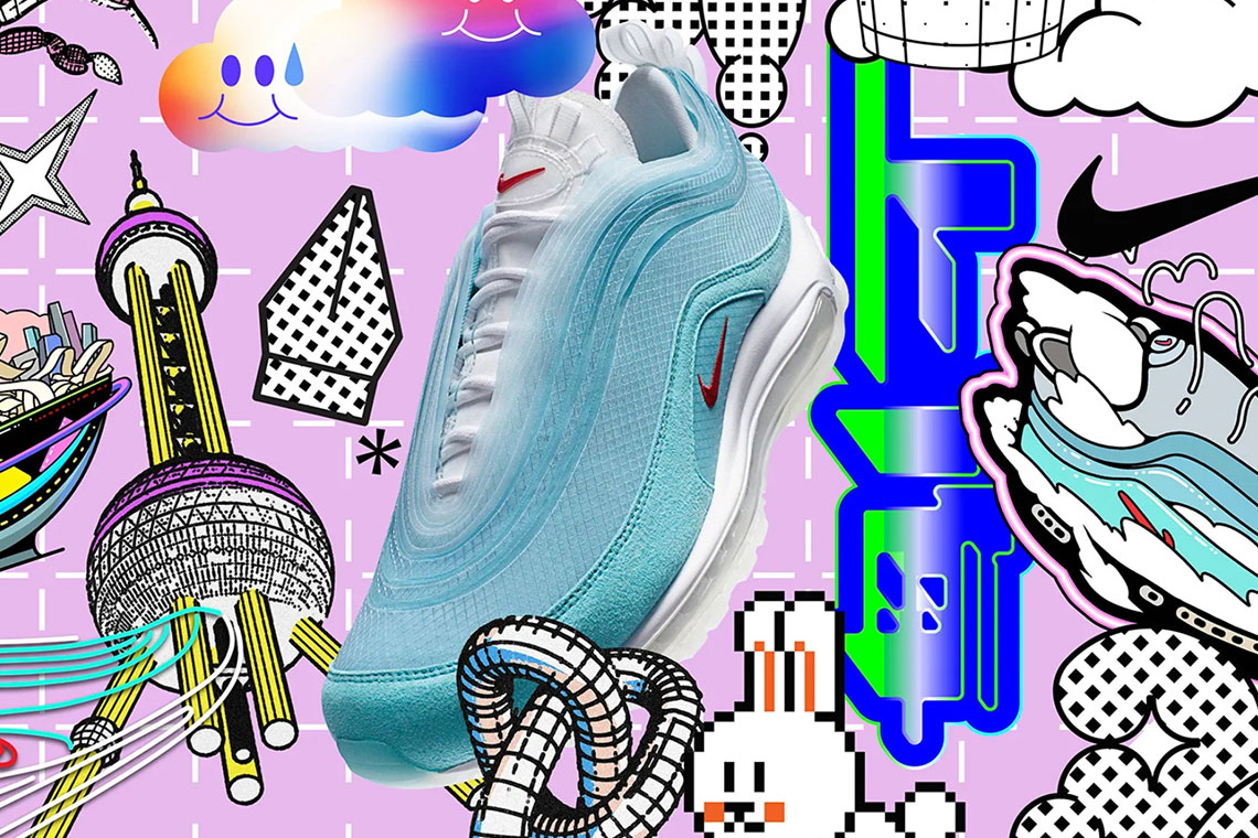 "Nike 2019 ""On Air"" Collection Release air max 97 98 vapormax snkrs app"