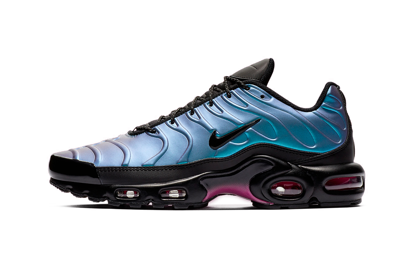 nike air max plus tn schwarz and blue