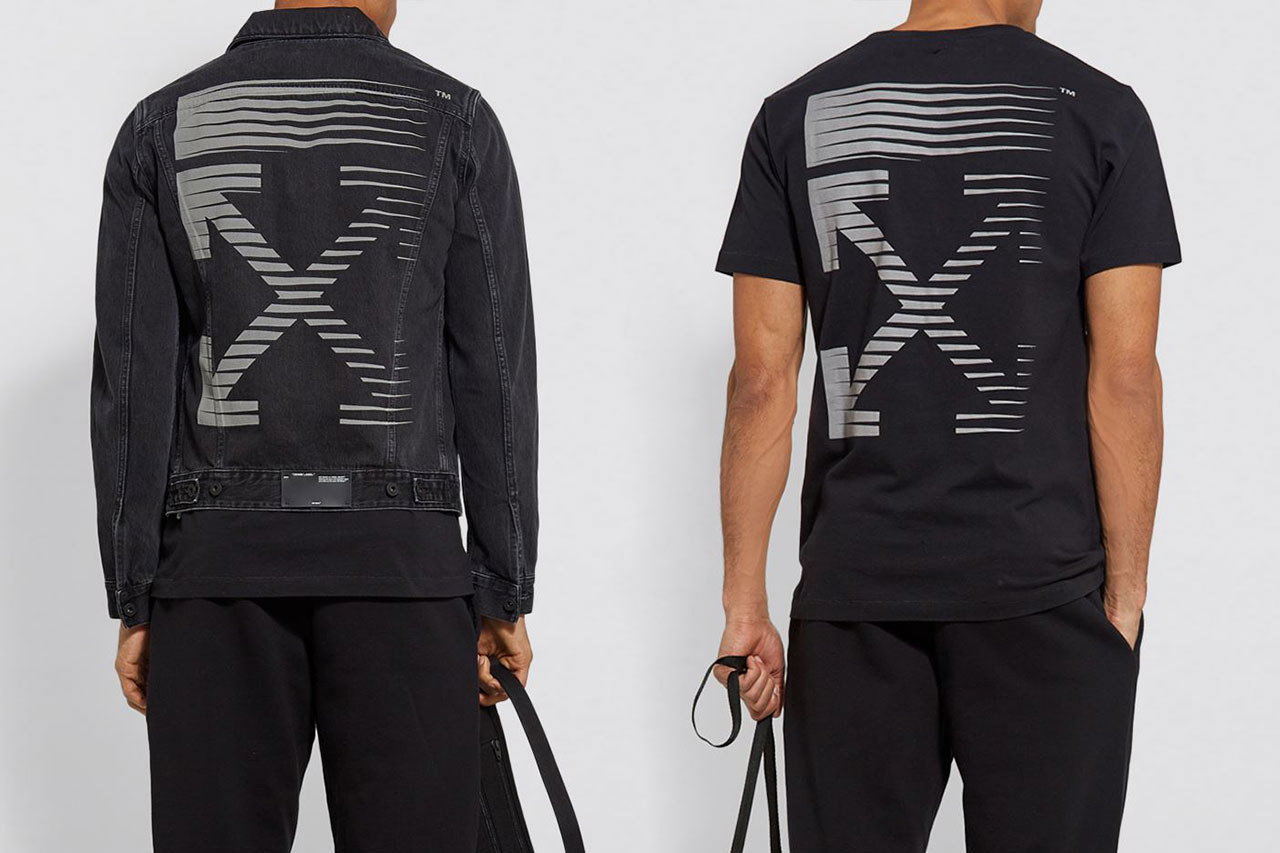 Off-White™ for Harrods SS19 Reflective Capsule