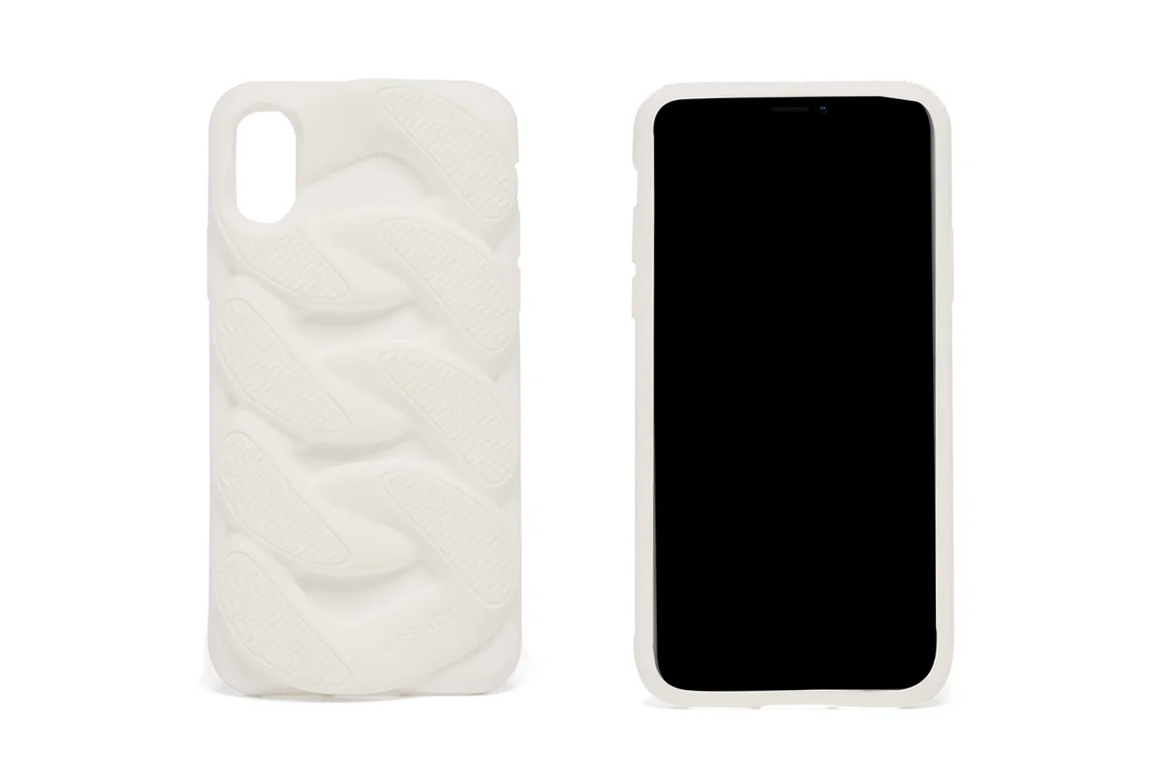 debd0c5be Versace Chain Reaction Sole Unit PhoneCase White