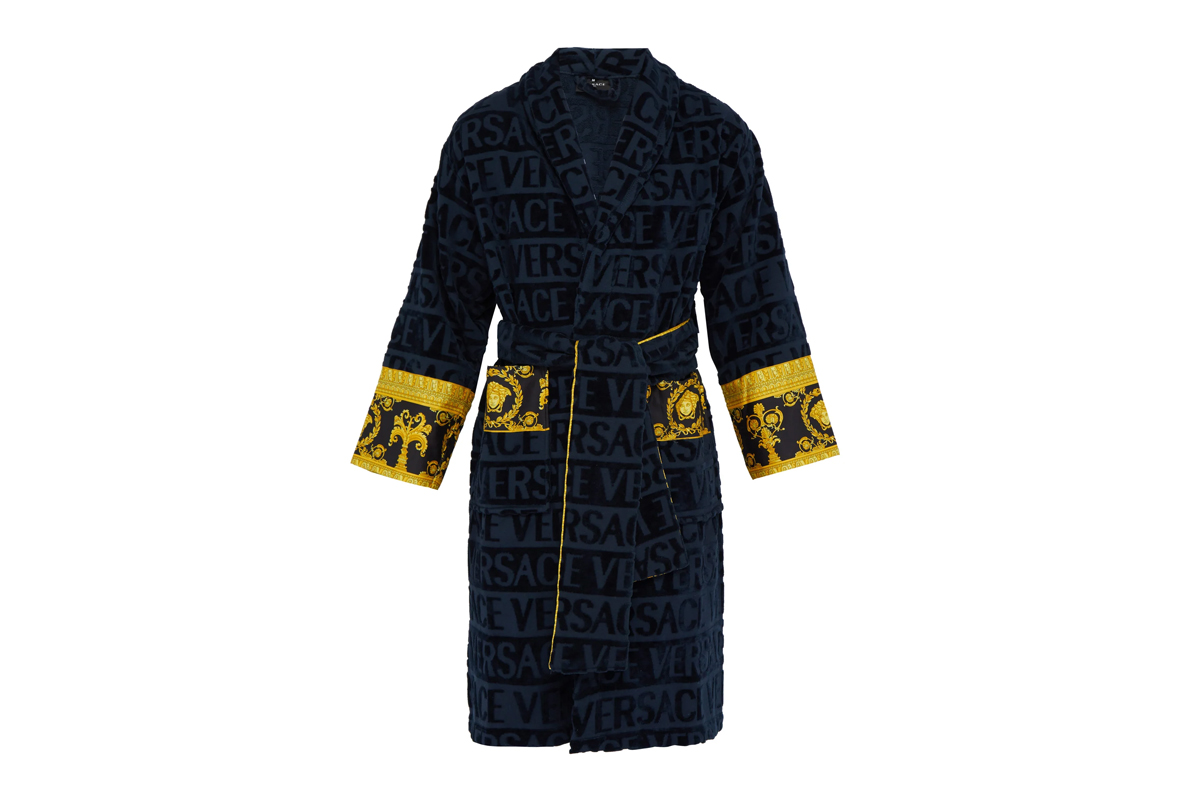 Versace I Love Baroque Bathrobe