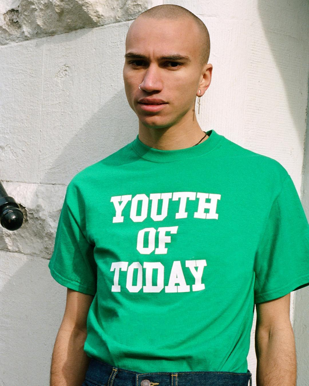 Youth of Today x NOAH Collaboration Announcement hardcore punk band new york streetwear rock & roll release info