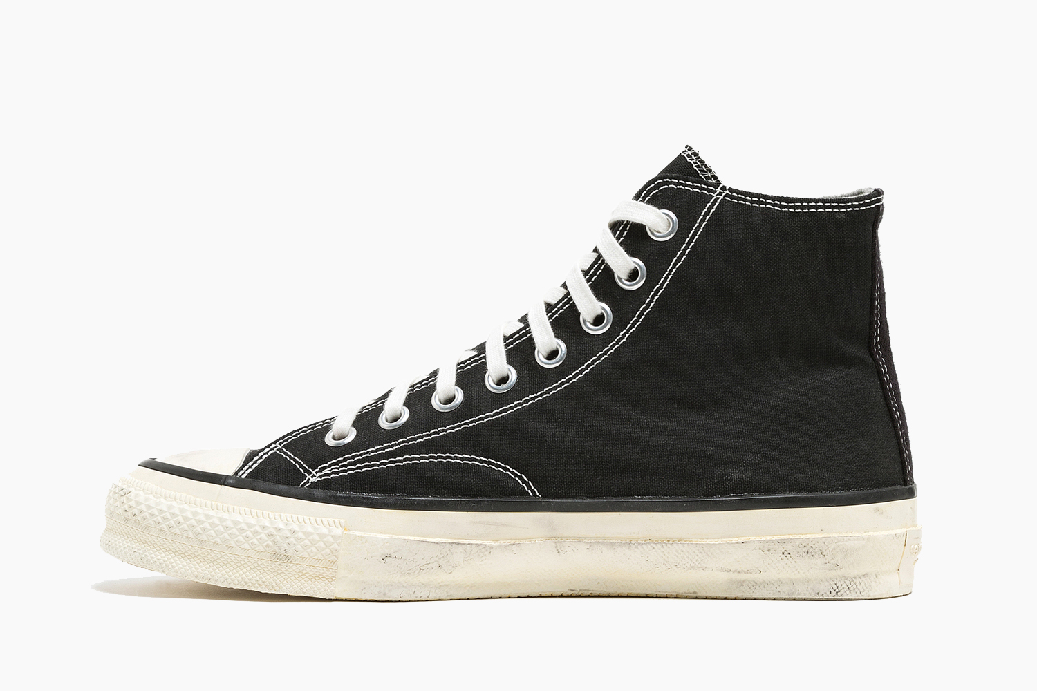 nonnative Dweller Trainer Hi Cotton Canvas GORE-TEX 2L VW