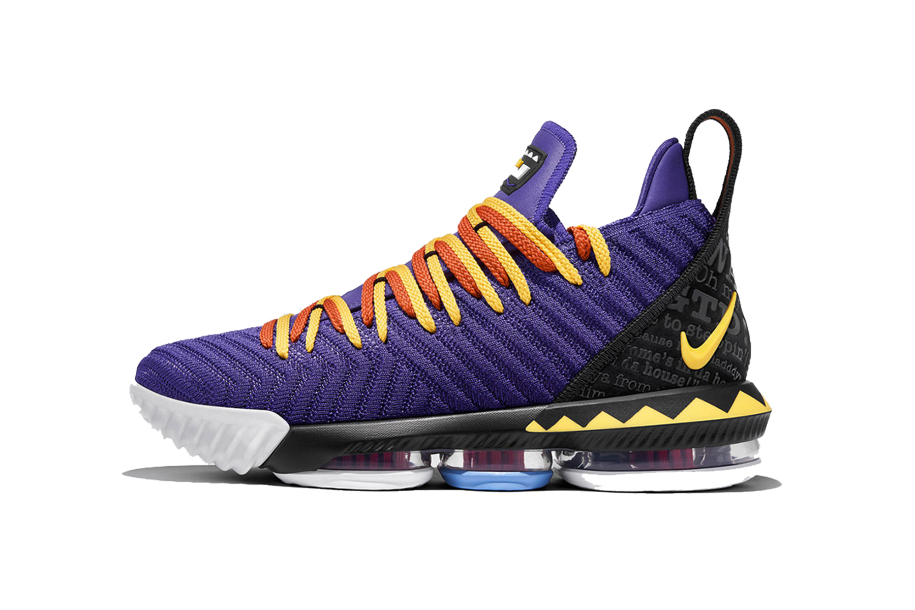 the best attitude 525e7 f7724 Nike Lebron 16 Martin Colorway Release | HYPEBEAST