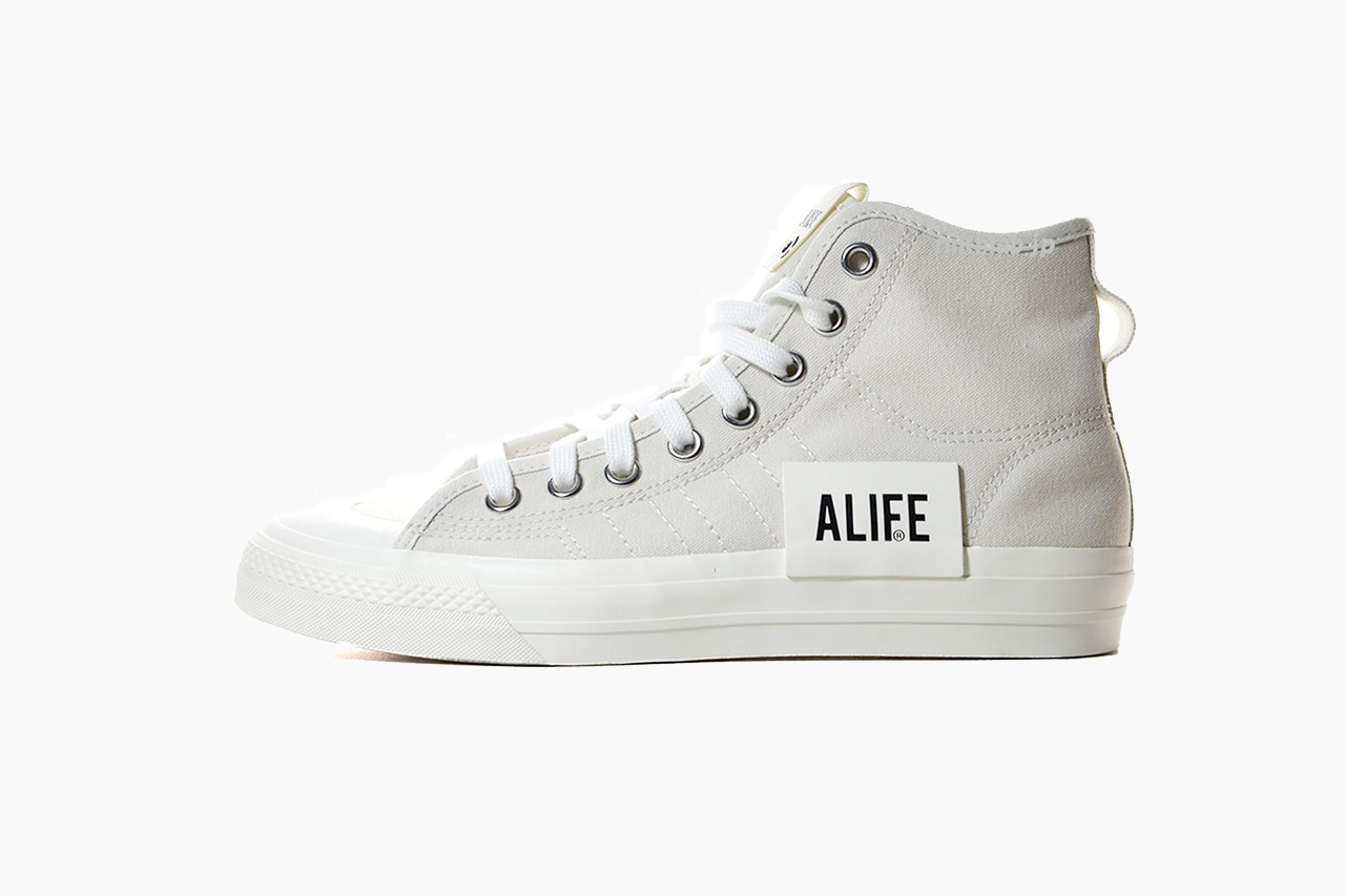 Alife x adidas Consortium Nizza Hi Collaboration