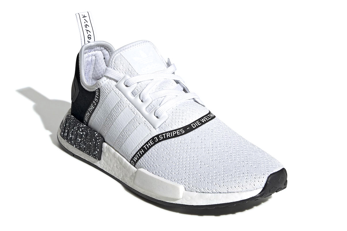 Adidas Nmd R1 Speckle Pack Hypebeast Drops