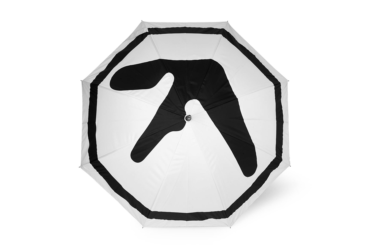 Aphex Twin Merch Pop-Up