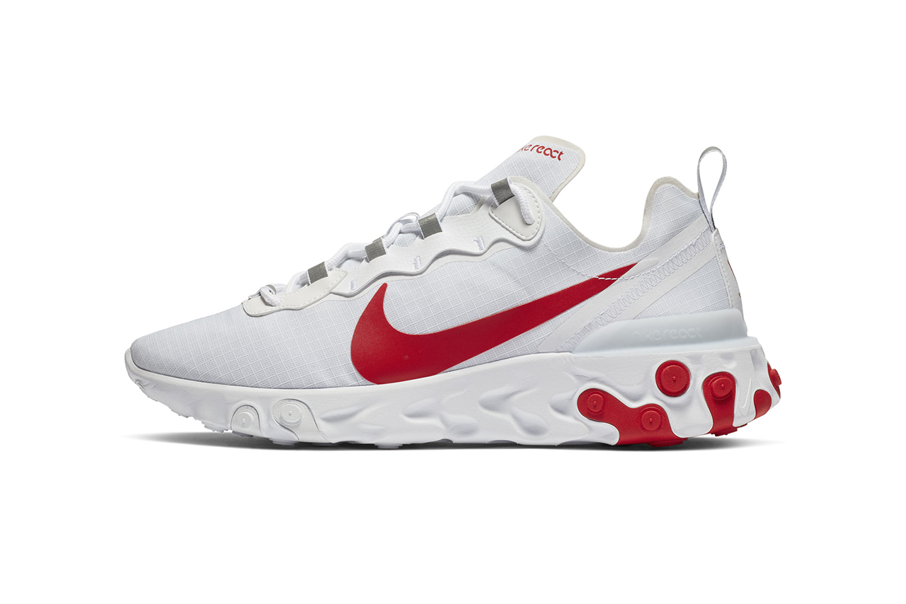 9bb9064304e4d Nike By You React Element 55 Customizable Models | HYPEBEAST