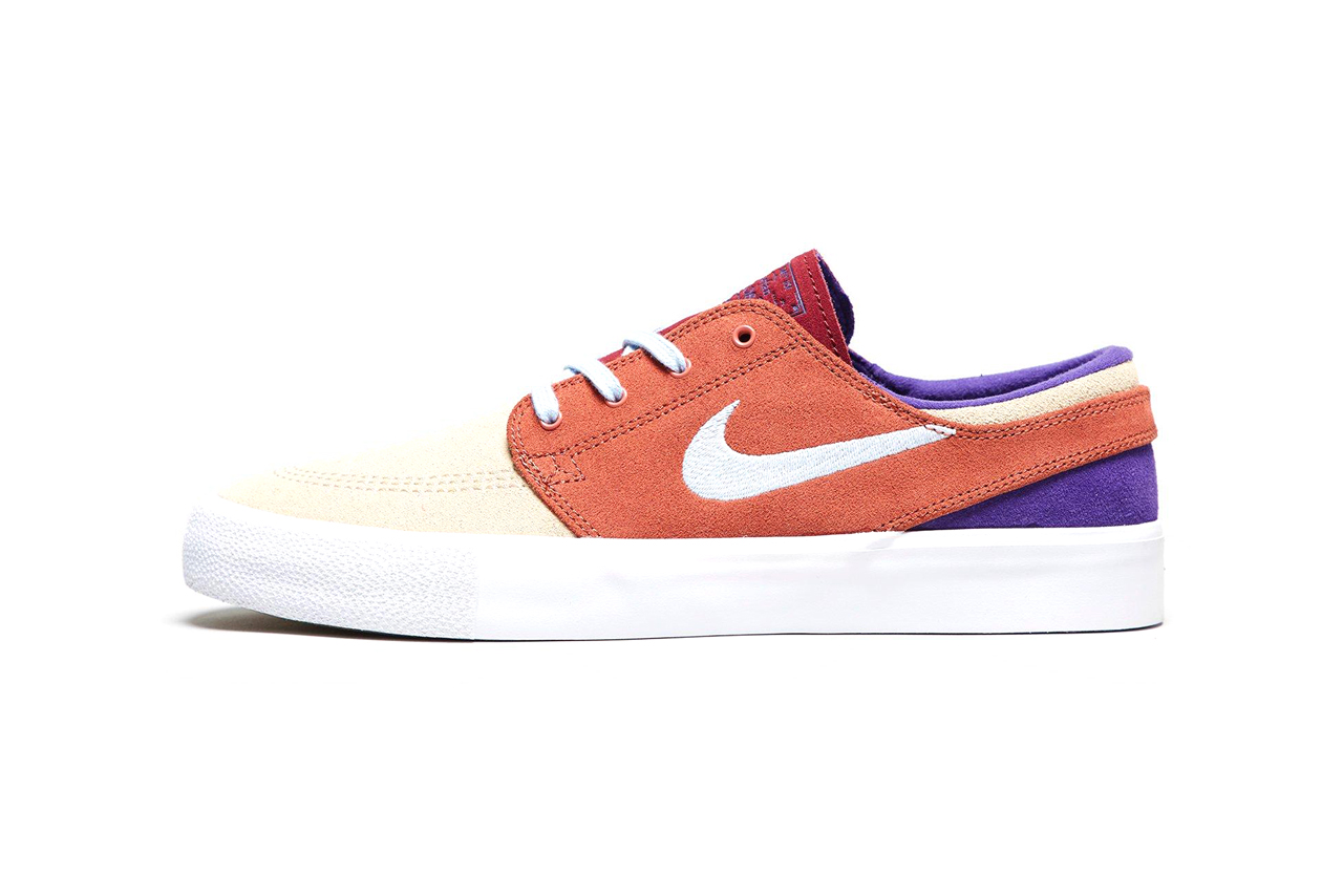 6974051580 Nike SB Zoom Stefan Janoski Canvas Deconstructed