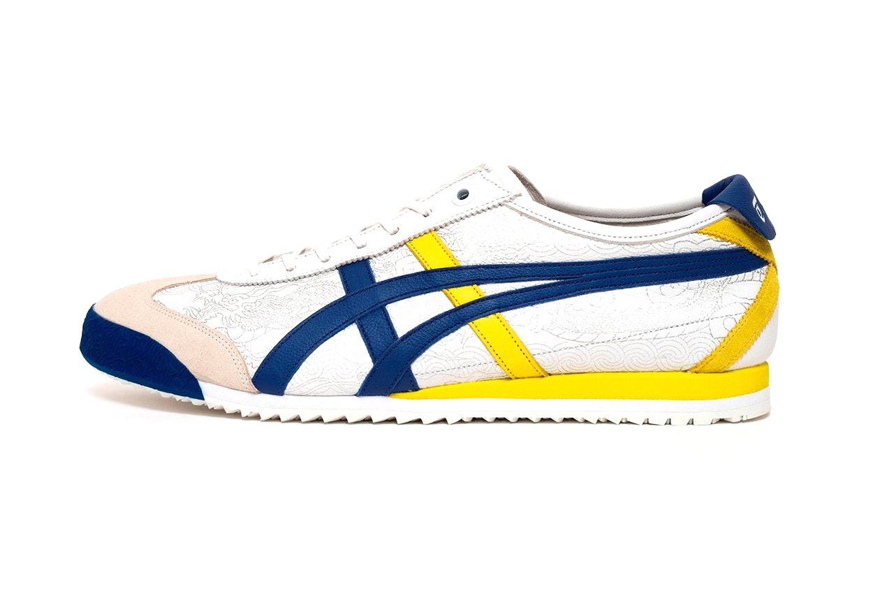 new arrival ecc7d f1939 Onitsuka Tiger X Street Fighter Mexico 66 SD