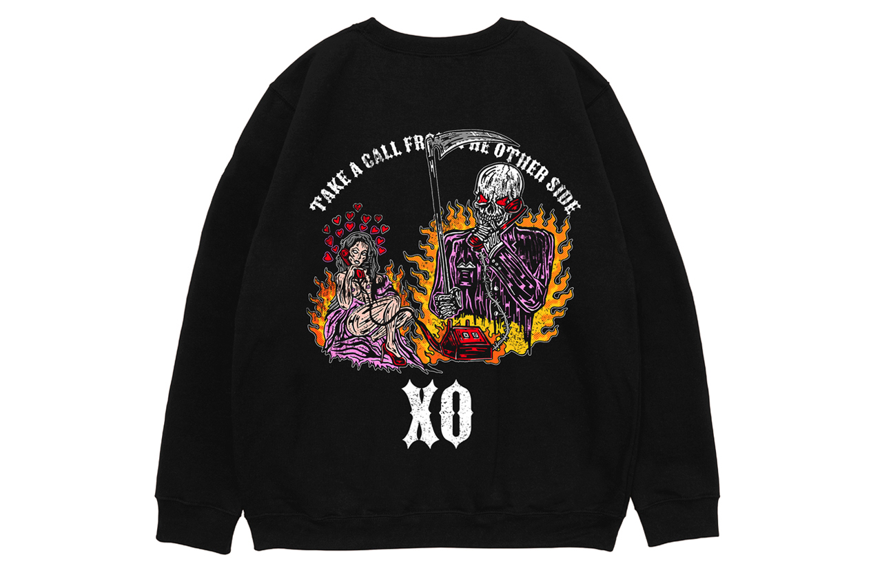 The Weeknd x Warren Lotas XO Capsule Collaboration