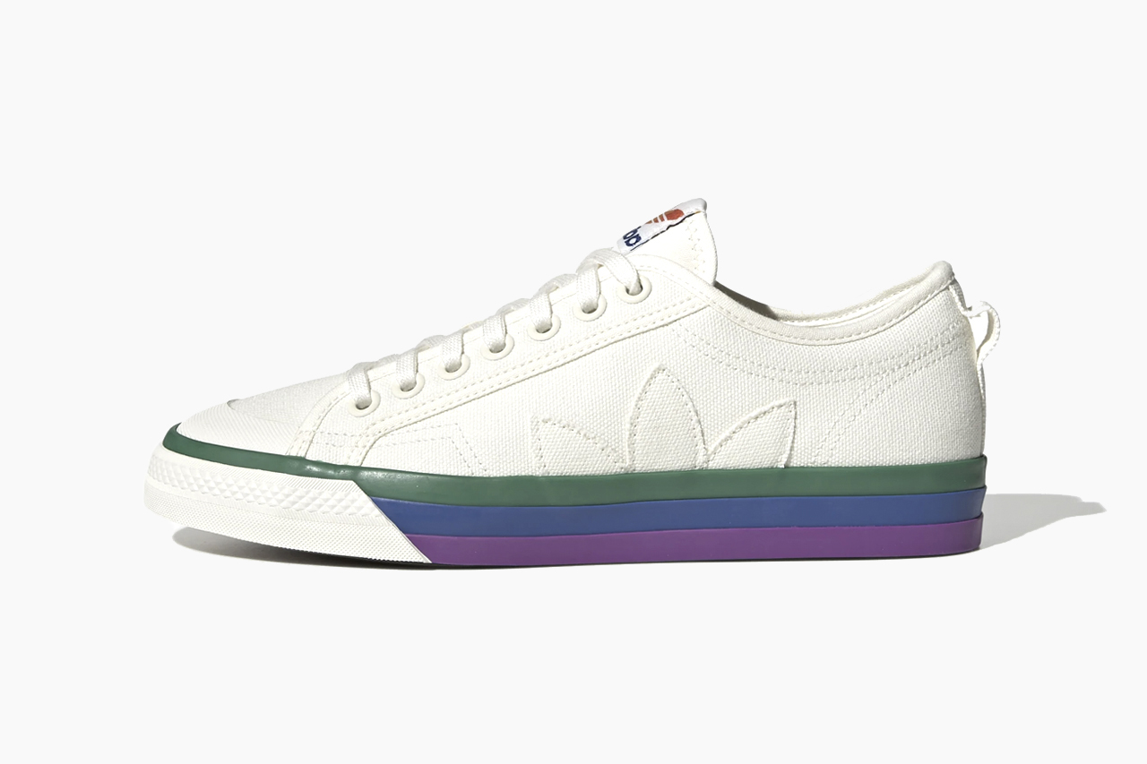adidas Nizza Pride Pack Release