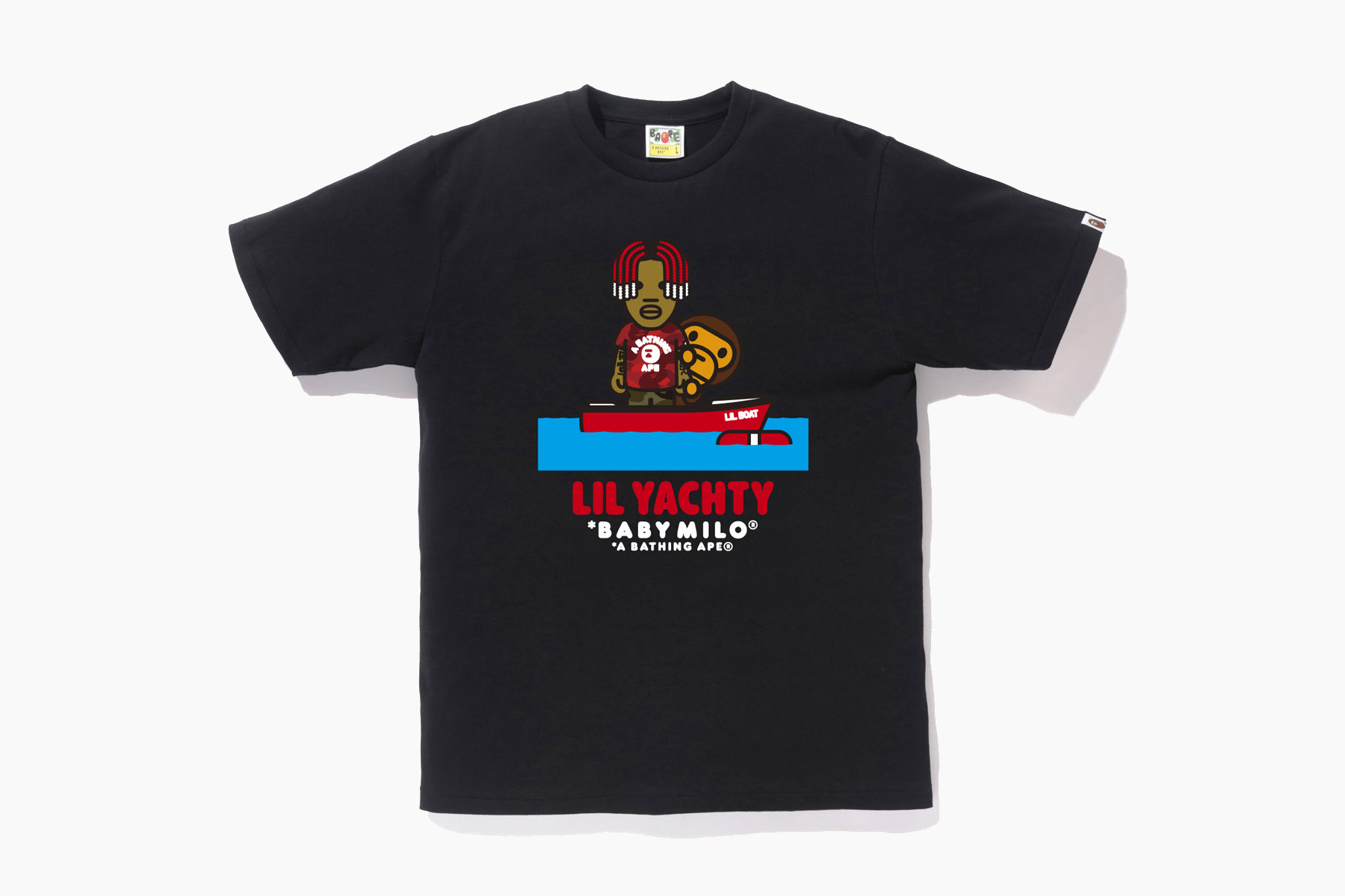 Lil Yachty x BAPE Capsule Collection Release