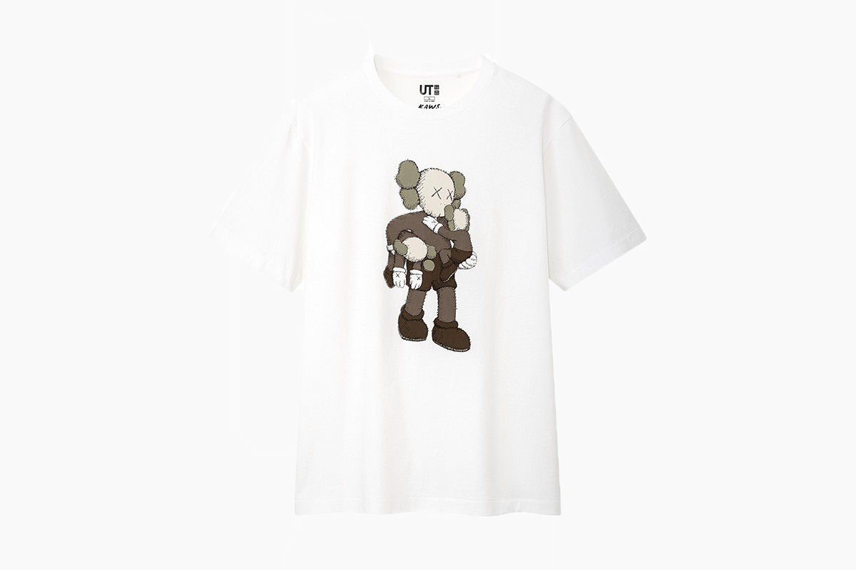 Full KAWS x UNIQLO UT SS19 Collaboration
