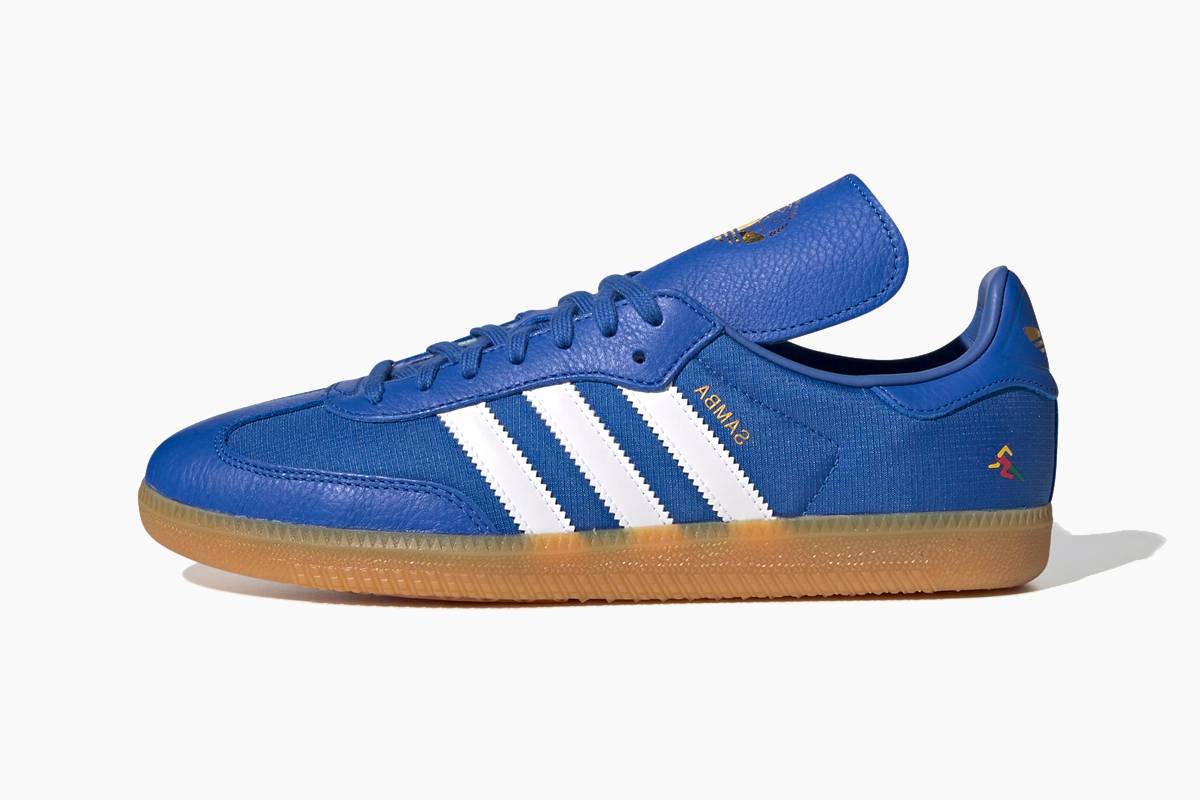 adidas Originals x Oyster Holdings Samba OG Shoes