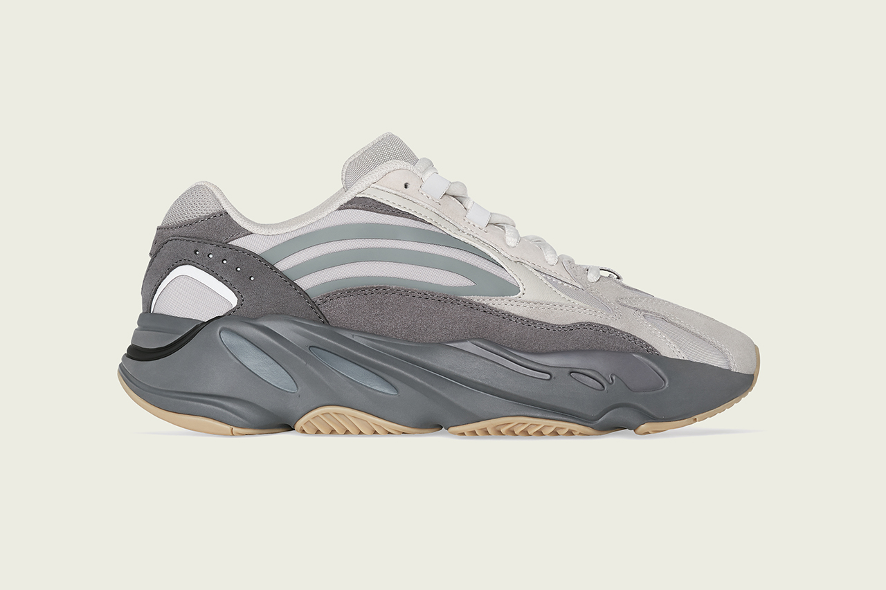 adidas YEEZY BOOST 700 V2 Tephra Official Look Kanye West Info Date Release Gum Rubber Grey