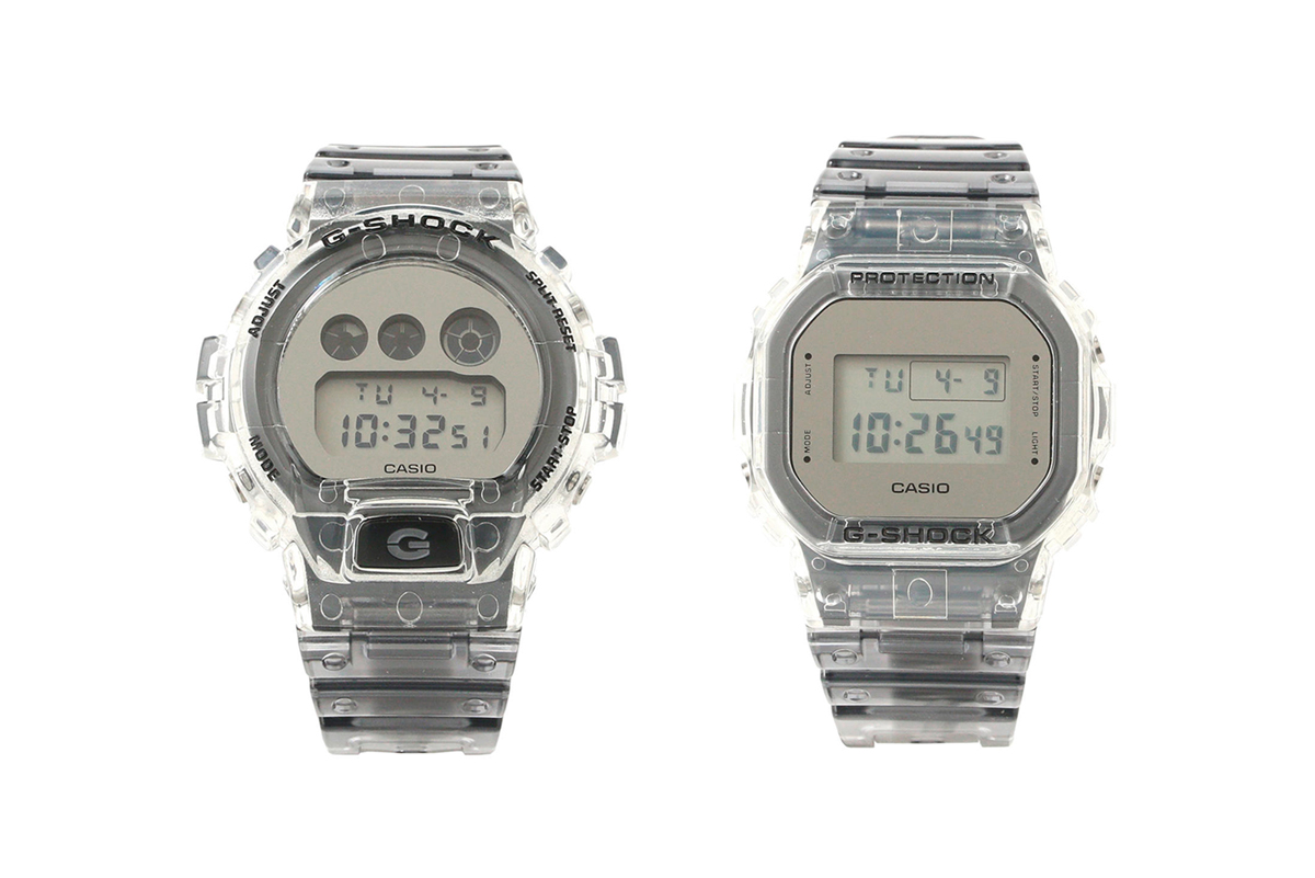BEAMS x Casio