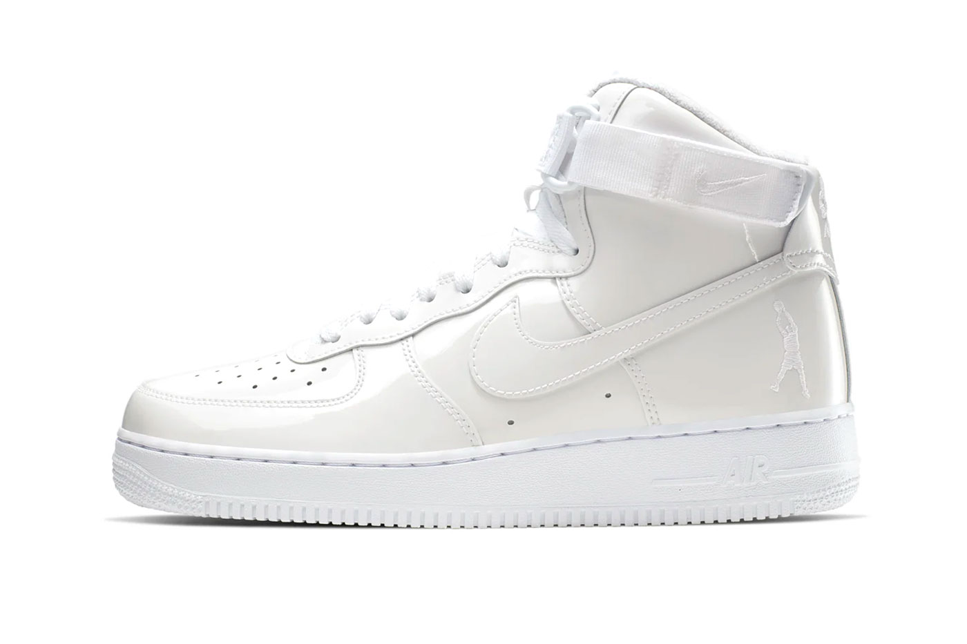 Nike Air Force 1 High Sheed Release Info 743546-107