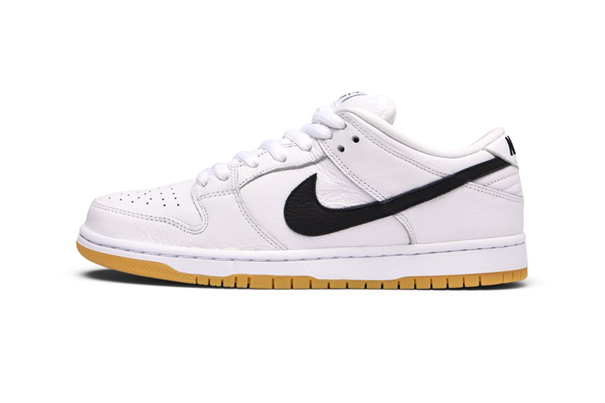 Nike SB Dunk Low Orange Label White Variant Release Info