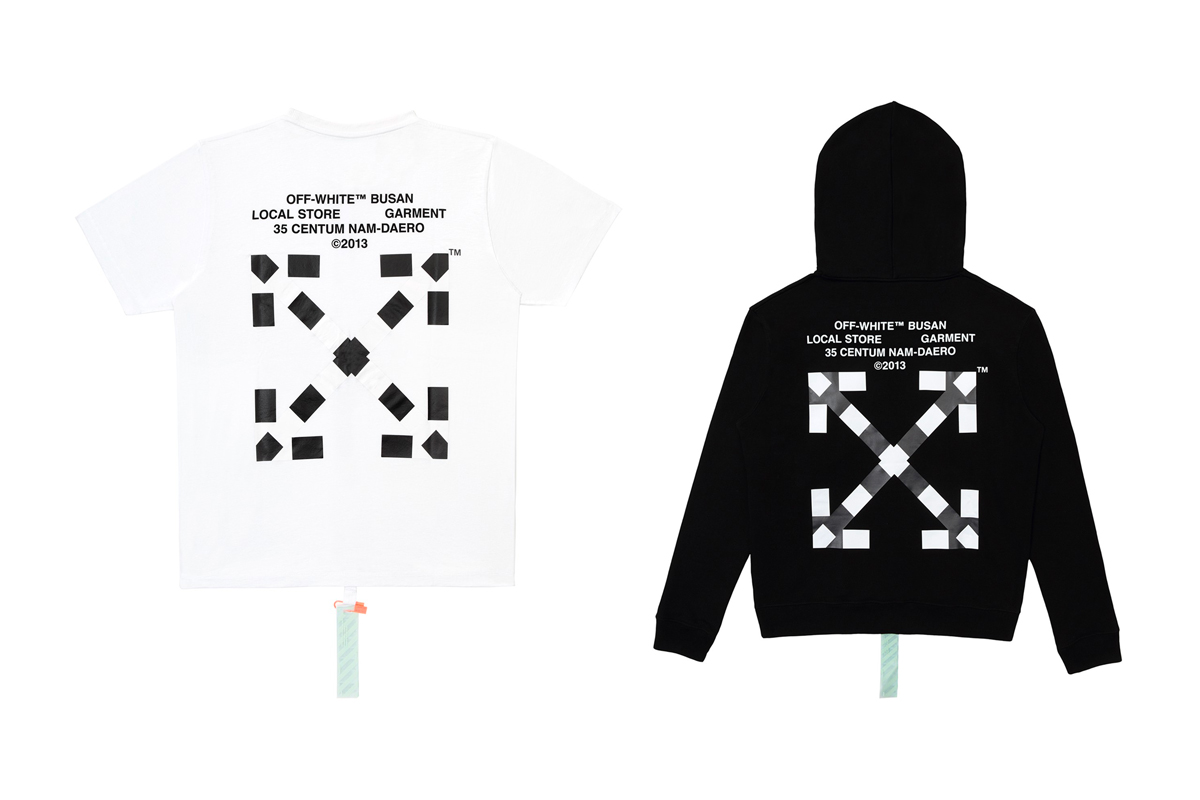 Off-White™ City Series Seoul & Busan Capsule
