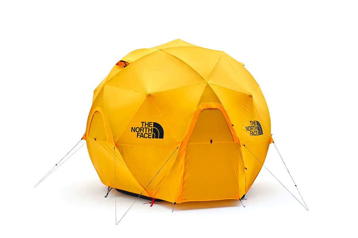 01feee985 THE NORTH FACE Geodome 4 Tent