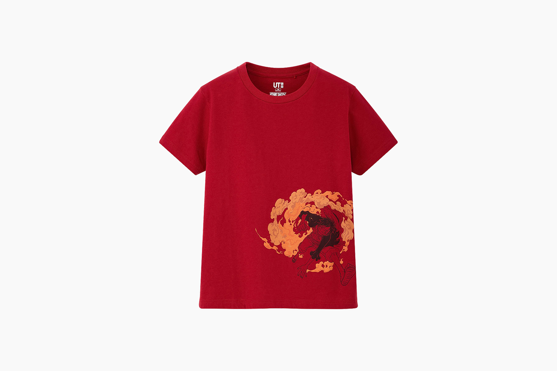 'One Piece' x Uniqlo UT 20th Anniversary Anime T-Shirt Collection