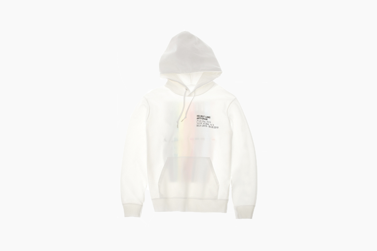Artforum x Helmut Lang Pride 2019 Collection