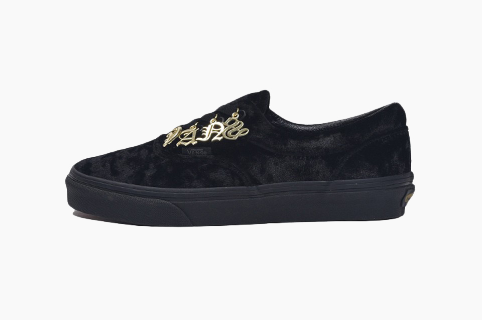 Vans Era Olde English Velvet Black
