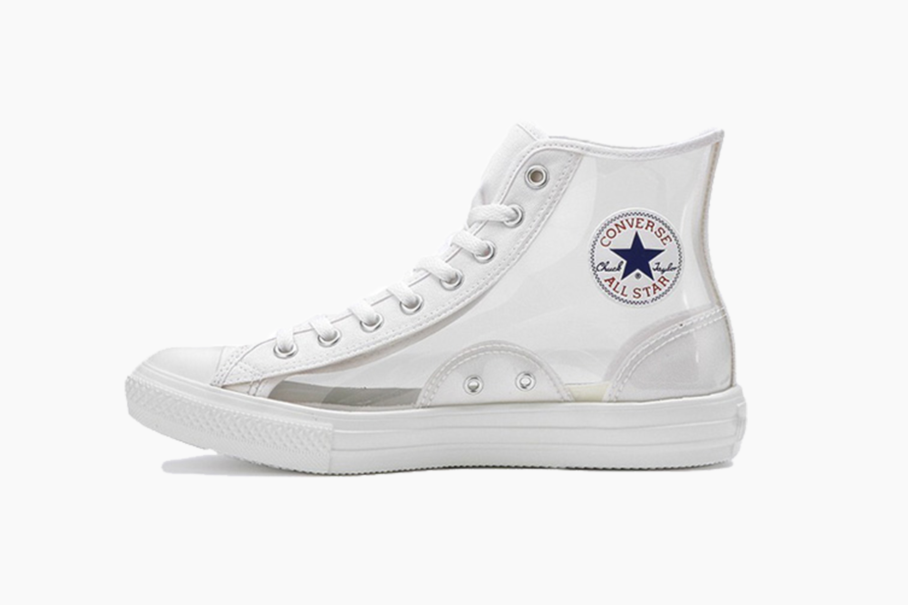 Converse Japan All Star Light Clear Pink Clear Drops Hypebeast