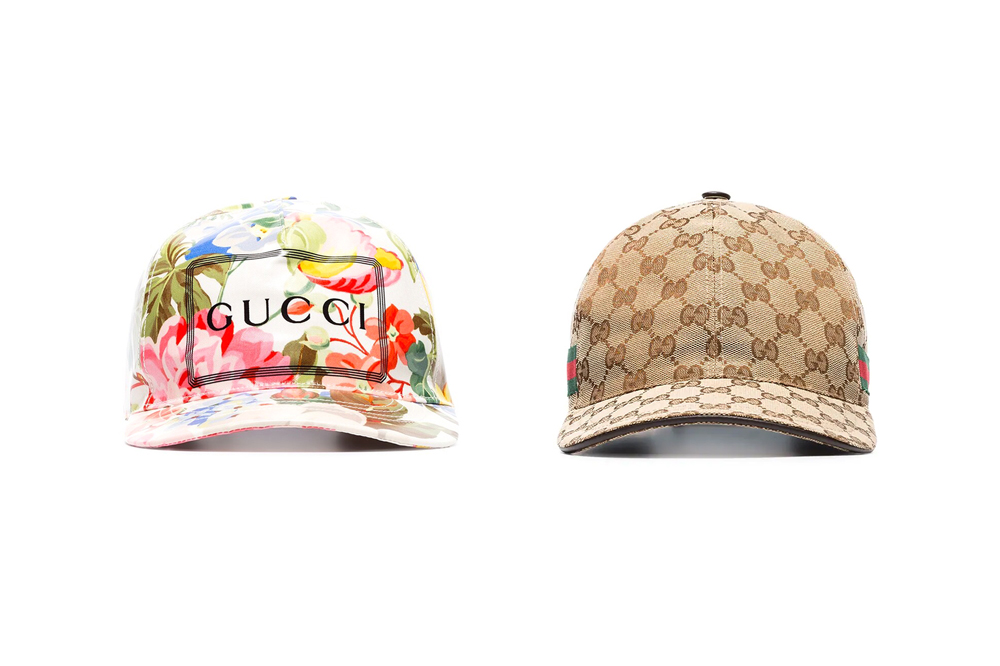 Gucci Brown GG Canvas Baseball Cap