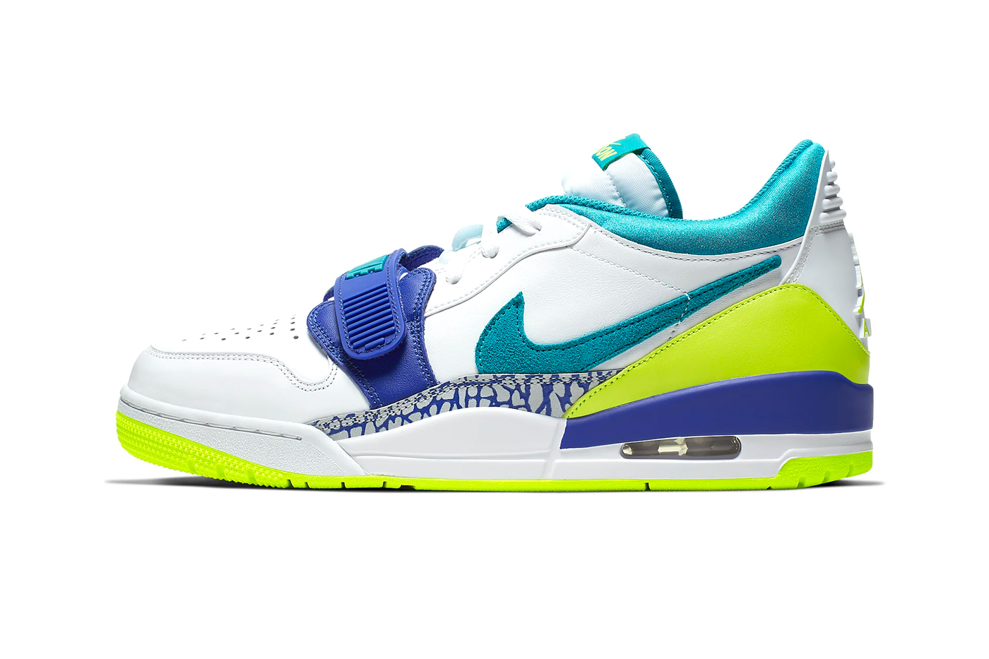 fresh styles factory authentic new appearance Just Don x Jordan Legacy 312 Low