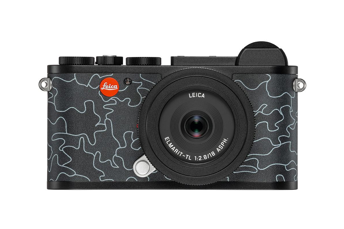 Leica x Jean Pigozzi CL Urban Jungle Release limited edition camera digital german photography photographer