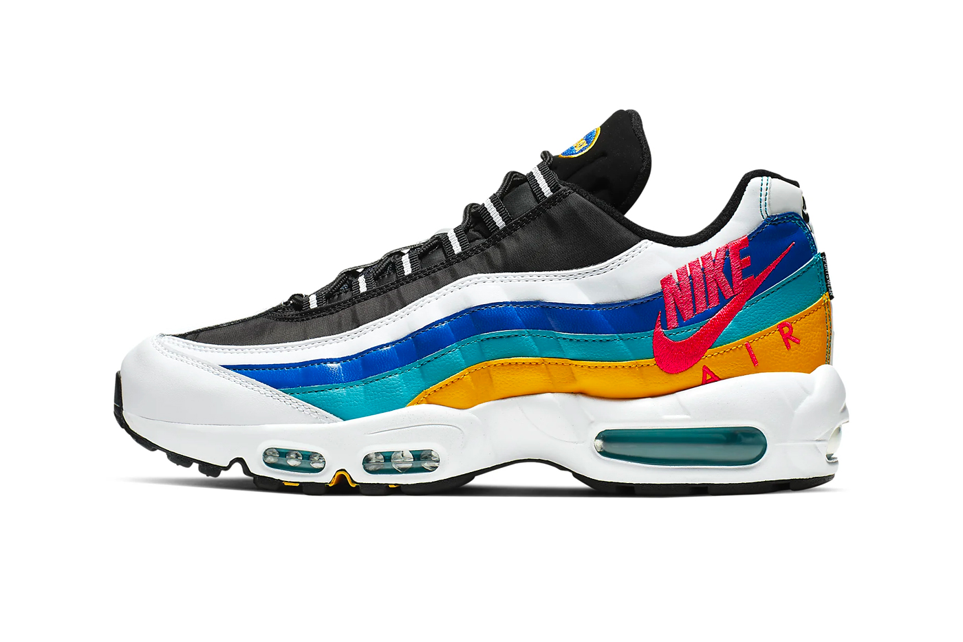 Nike Windbreaker Inspired Air Max 95 Release | HYPEBEAST