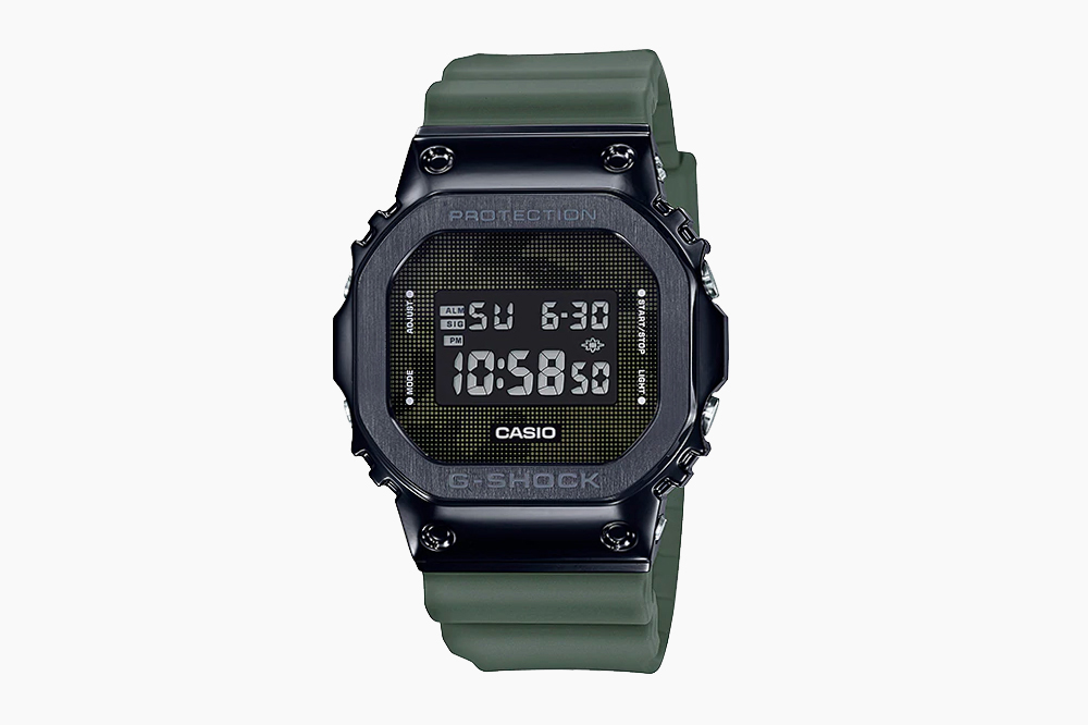 Casio G-SHOCK GM-5600B-3