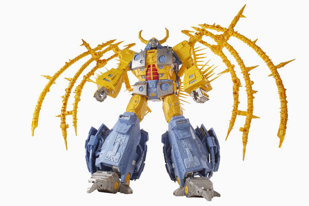 Hasbro Haslab Transformers: War For Cybertron Unicron